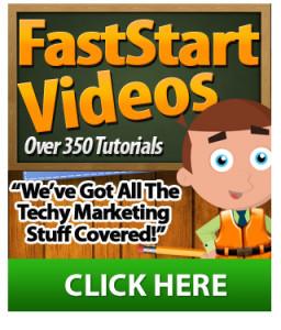 Fast Start Videos - Over 350 Tutorials